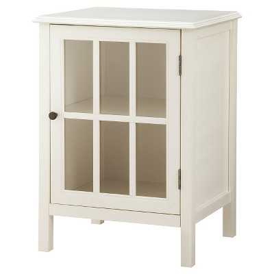 "Windham One Door Accent Cabinet - Thresholdâ""¢ - Target"