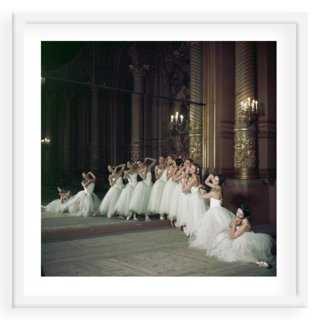 """Corps de Ballet- 24"""" x 24""""- Framed - One Kings Lane"""