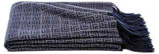 OKL Exclusive Greek Key Throw - One Kings Lane