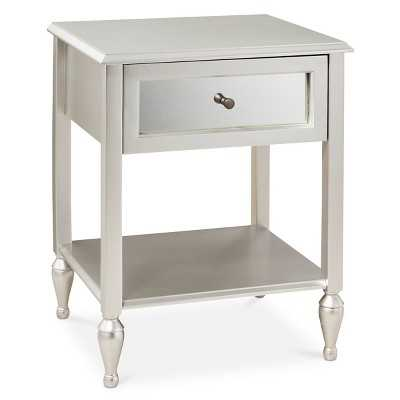Hollywood Side Table-Silver - Target
