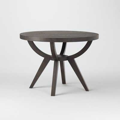 "Arc Base Pedestal Table - 42"" - West Elm"