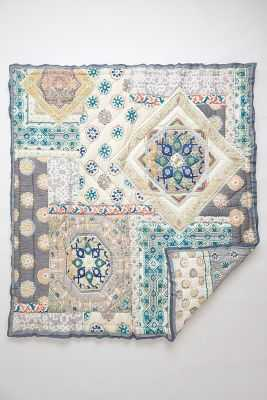 Ponsonby Quilt - Anthropologie