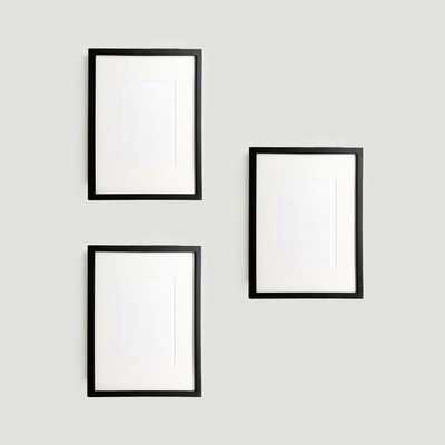 "Gallery Frames - 14"" x 17"", Set of 3 - West Elm"