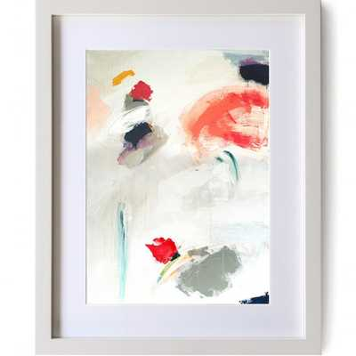 """OLIVIA PRINT - 11"""" x 14"""" - Unframed - Christie Adelle Modern Art"""