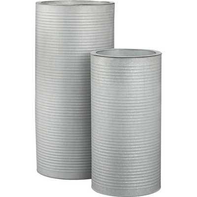 oscar planters - small - CB2