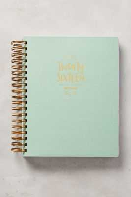 Wise Words 12-Month Planner - Anthropologie