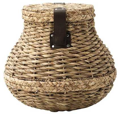 SNAKE CHARMER BASKET - Home Decorators