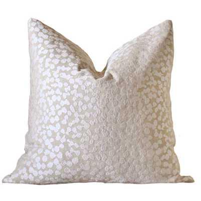 Modern Sand Neutral Pillow - 14x20 - No Insert - Etsy
