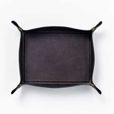 Leather Catchall - Large - West Elm