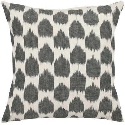 Polka Dots Cotton Throw Pillow - Set of 2 - Wayfair