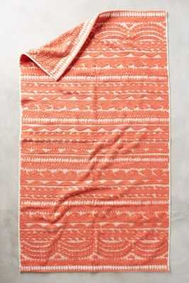 Yarn-Dyed Malvina Towel Collection - Anthropologie