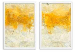 "Justin Garcia, Chromacity VII - 16"" x 24"" - Framed - One Kings Lane"
