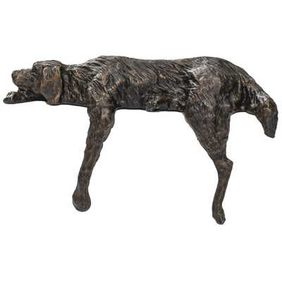 Lazy Dog Shelf Decor - High Fashion Home