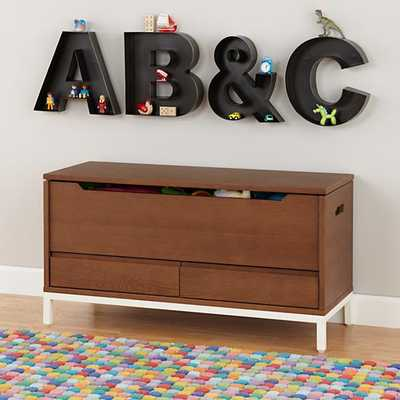 Magnificent Metal Letters - Land of Nod