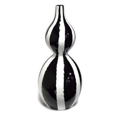 Kendra Double Gourd Vase - Wayfair