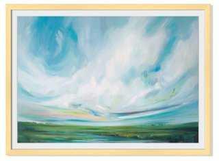 Emily Jeffords, Summer Marshes - One Kings Lane