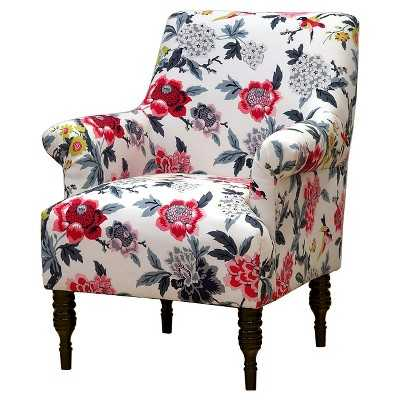 Candace Arm Chair - Prints - Target