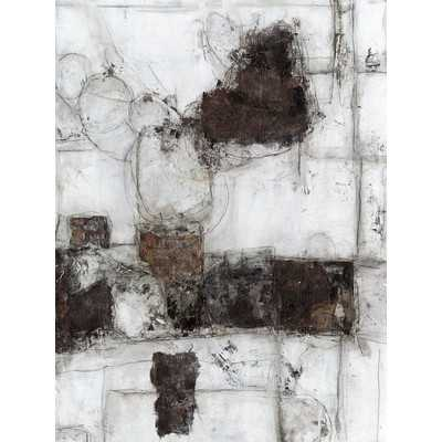 Metaphysical II by Beverly Crawford Painting Print on Wrapped Canvasby Art Effects - Wayfair
