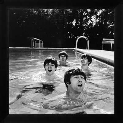 (L-R) Paul McCartney, George Harrison, John Lennon - Photos.com by Getty Images