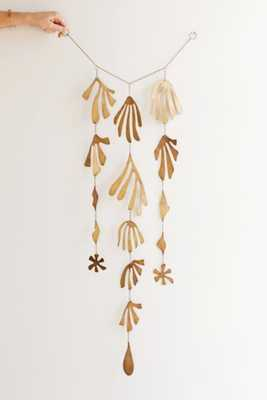 Palm Leaf Wall Hanging - Urban Outfitters