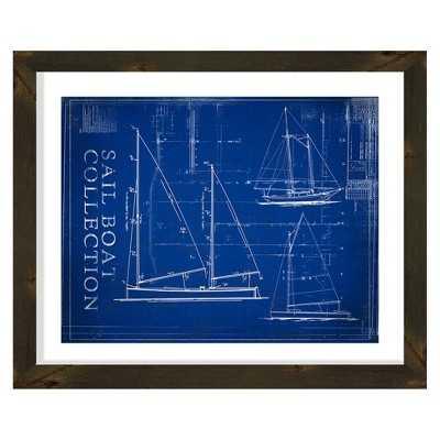 Sail Boat Collection Wall Art - Target