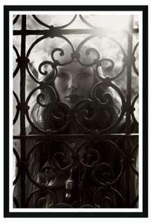 """Anne Menke,Traveler, November 2004-20""""L x 30""""W-Framed - One Kings Lane"""