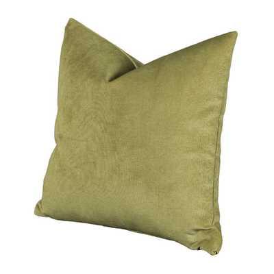 "Padma Throw Pillow - 26"" x 26""- Margarita - Pollen - Polyester/Polyfill Fill - AllModern"