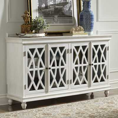 Colgrove Sideboard, Off-White - Birch Lane