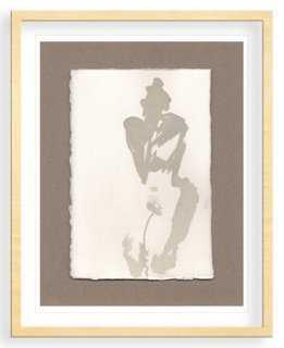 Jo Ann Belson, Gray Lady - 17x24, Framed - One Kings Lane