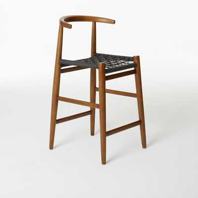 Counter Stool-Acorn/Charcoal - CB2