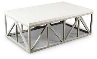 Metrix Coffee Table - One Kings Lane
