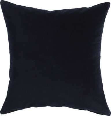 leisure pillow with down-alternative insert - CB2