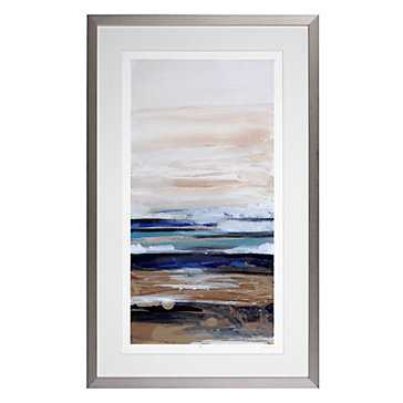 Transformation 1 - Limited Edition - 25.75''W x 41.75''H - Framed - Z Gallerie