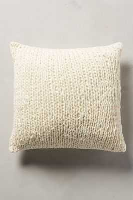 Knit Cortina Pillow - Anthropologie