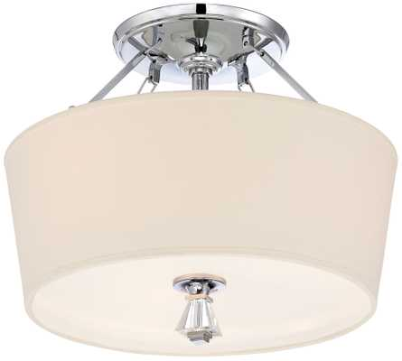 "Deluxe Collection 18"" Wide Ceiling Light Fixture - Lamps Plus"