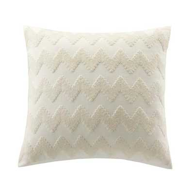 Echo Design Mykonos Cotton Square Throw Pillow-16x16-with insert - Overstock