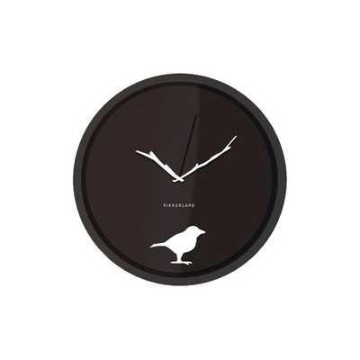 "8"" Early Bird Wall Clock - AllModern"