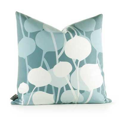 Aequorea Seedling Graphic Throw Pillow - AllModern