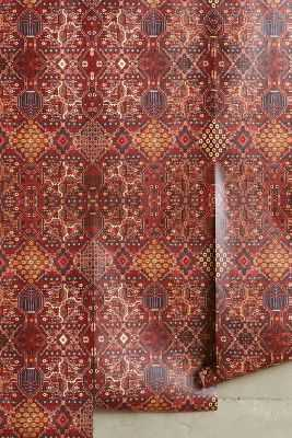 Garnet Wallpaper - Anthropologie