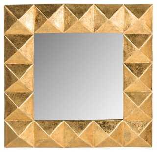 Petra Wall Mirror - One Kings Lane