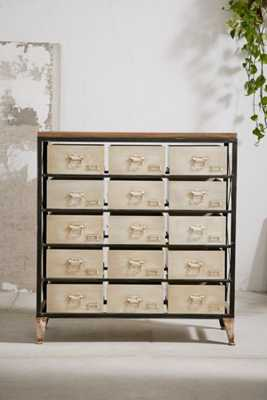 Industrial Storage Dresser - Urban Outfitters