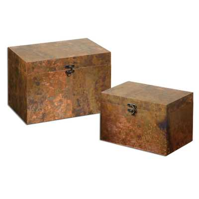 Ambrosia, Boxes, S/2 - Hudsonhill Foundry