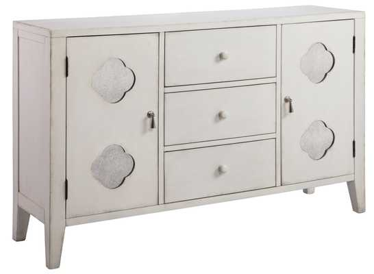 Juliette 2-Door, 3-Drawer Cabinet - Stein World