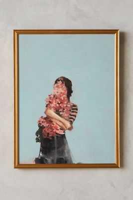 """So Much Wall Art- 23.5""""L, 27.5""""W- Framed - Anthropologie"""