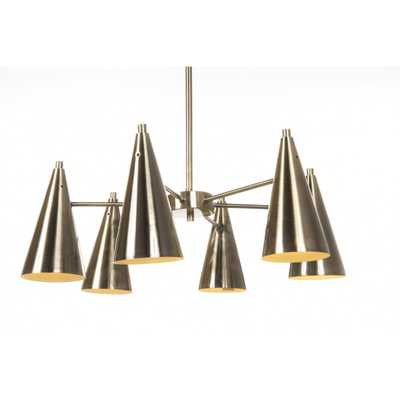 The Ronald Cone Pendant - France & Son