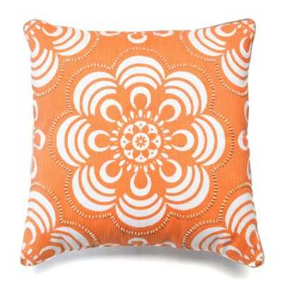 Happy Chic Floral Throw Pillow-18''-Polyester fill - Kohl's