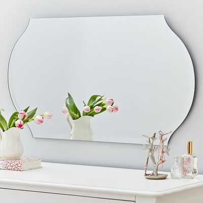 Romantic Mirror - Pottery Barn Teen