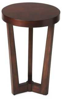 Jane Round Accent Table - One Kings Lane