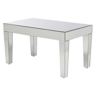 Mirrored Coffee Table - Target