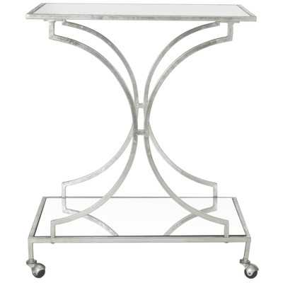 Ignatius Bar Serving Cart - Wayfair